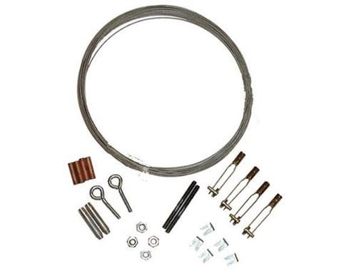 Sullivan Pull Cable Kit w/Turnbuckles,15'