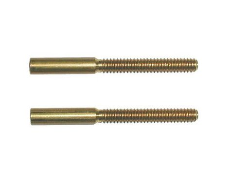 4-40 Threaded Brass Couplers(2)