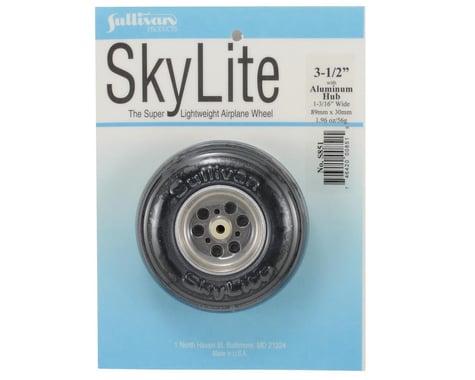 "Sullivan 3½"" SkyLite Wheel w/Aluminum Hub"