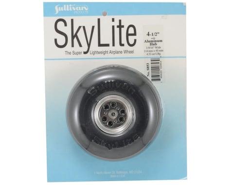 Sullivan Skylite Wheel w/Alum Hub 4 1/2  (1)