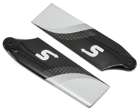 Switch Blades 60mm Premium Carbon Fiber Tail Rotor Blade Set