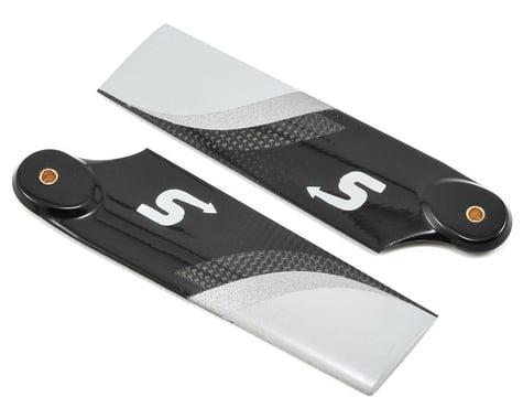 Switch Blades 70mm Premium Carbon Fiber Tail Rotor Blade Set