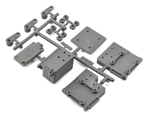 SWorkz S35-2E Plastic Radio Box/Battery Case Set