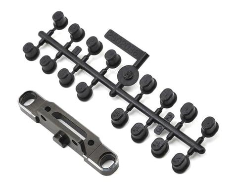 SWorkz S35 Aluminum Rear Changeable Lower Arm Holder (3.0D) (LE)