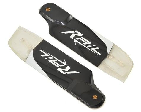 Synergy Rail R-106 Night Tail Blade Set