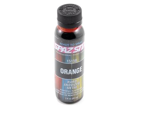 """Spaz Stix """"Orange"""" Hard-Anodized Paint (2oz)"""