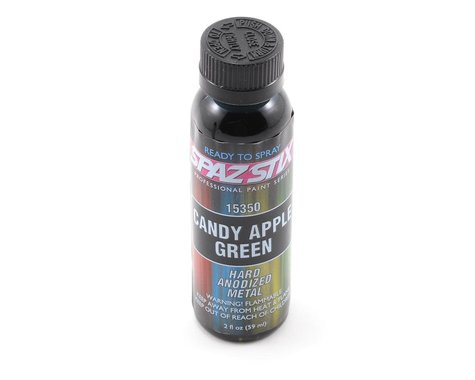 "Spaz Stix ""Candy Apple Green"" Hard-Anodized Paint (2oz)"