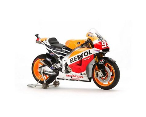 Tamiya 1/12 Repsol Honda RC213V '14 Model Kit
