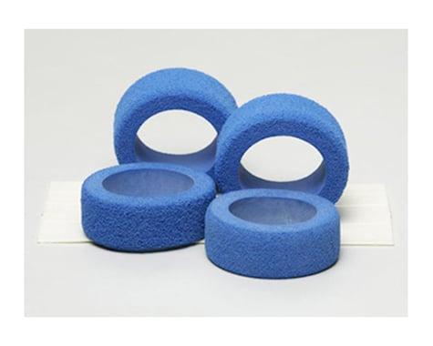 Tamiya JR Reston Sponge Tire (Blue) (4)