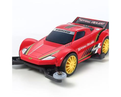 Tamiya 1/32 JR Spark Rouge MA Chassis Mini 4WD Model Kit
