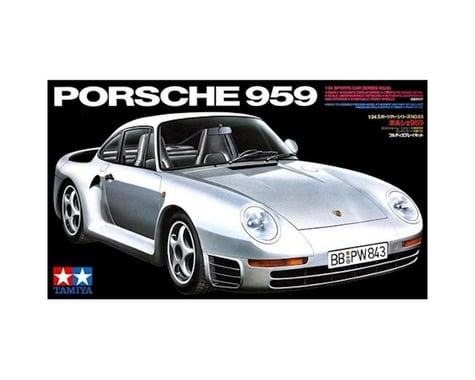 Tamiya 1/24 Scale 959 Porsche