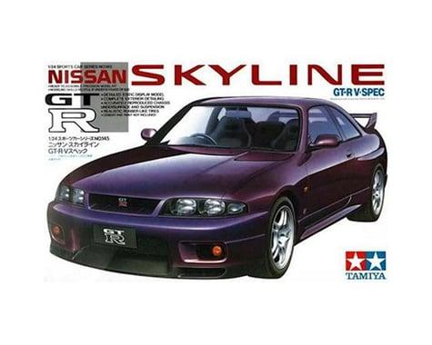 Tamiya 1/24 Nissan Skyline GT-R V Special Model Kit