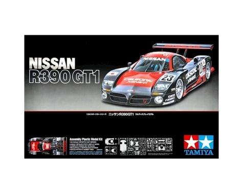 Tamiya 1/24 Nissan R390 GT1 Model Kit