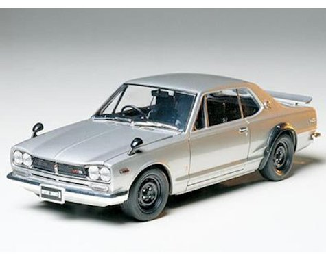 Tamiya 1/24 Nissan Skyline 2000 GT-R Model Kit