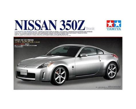 """Tamiya Nissan 350Z """"Track"""" 1/24 Model Kit"""
