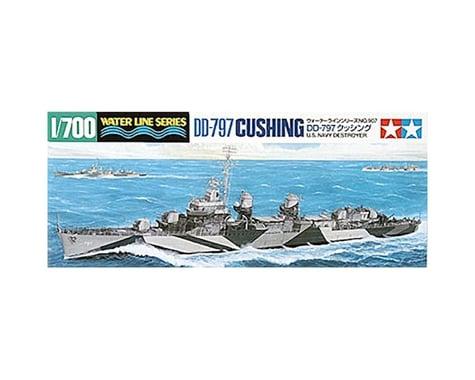 Tamiya 1/700 Scale US Destroyer Cushing