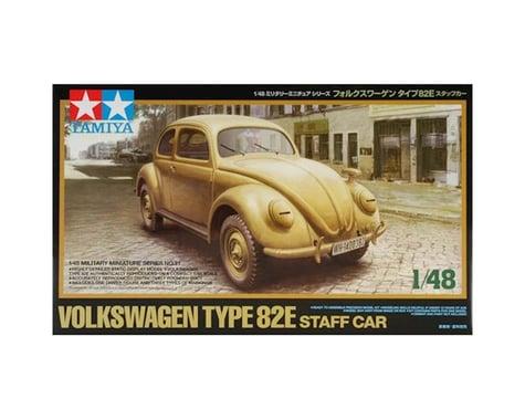 Tamiya 1/48 Volkswagen Type 82E Staff Car