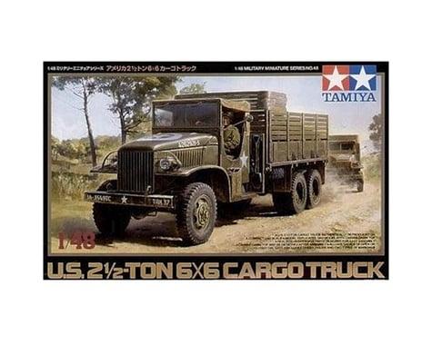 Tamiya US 2.5 Ton 6x6 Cargo Truck 1/48 Model Kit