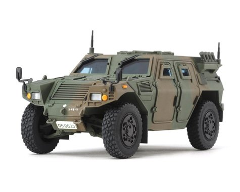 Tamiya 1/48 Japan Grd Self Defense Force Armored Vehicle