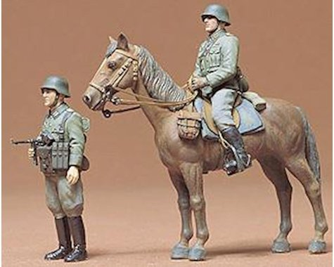 Tamiya 1/35 Wehrmacht Infantry Troops