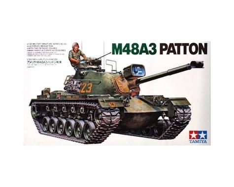 Tamiya 1/35 U.S. M48A3 Patton Model Kit