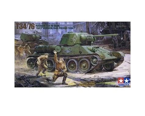Tamiya 1/35 Russian T34/76 ChTZ Kit