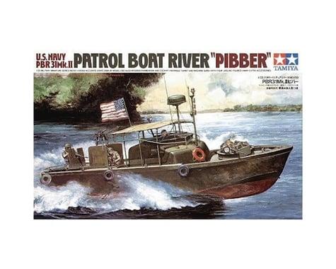 Tamiya 1/35 US Navy PBR31 MkII Pibber