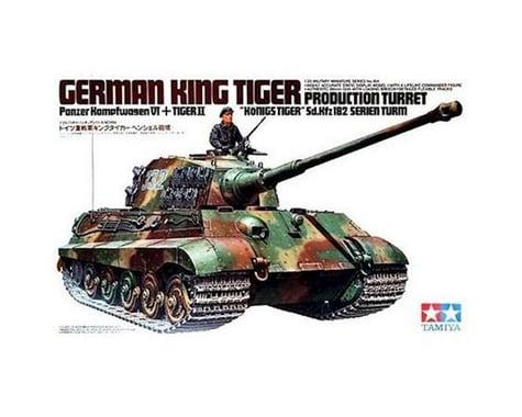 Tamiya 1/35 King Tiger Tank Model Kit
