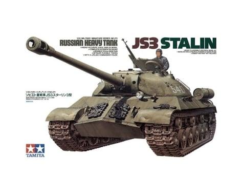 Tamiya 1/35 Russian Heavy Tank Model Kit (JS Stalin)