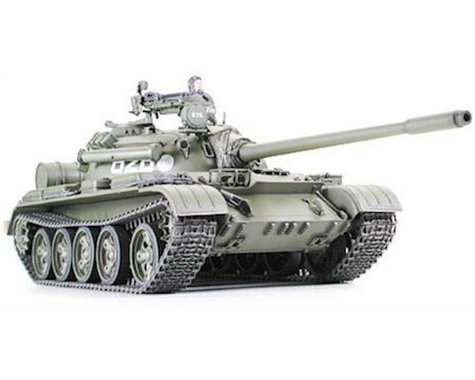 Tamiya T-55 Soviet Tank 1/35 Model Kit