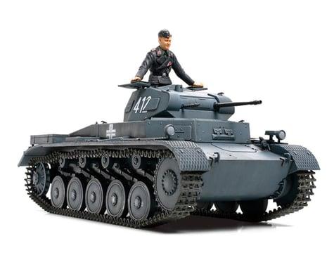 Tamiya 1/35 Panzerkampfwagen II Ausf.A/B/C