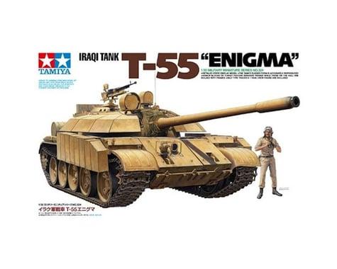 """Tamiya 1/35 Iraqi Tank T-55 """"Enigma"""""""