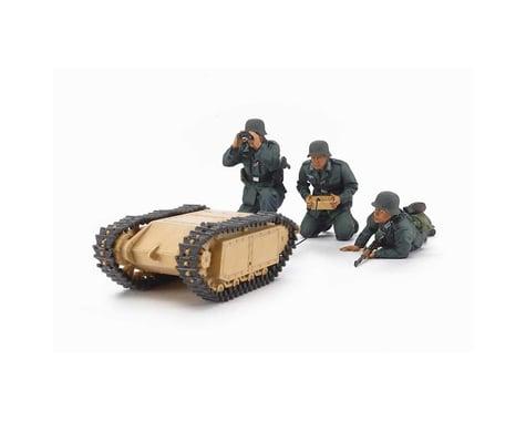 Tamiya 1/35 German Assault Pioneer Team & Goliath Set