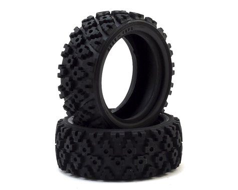 Tamiya Rally Block Tire Set (2)