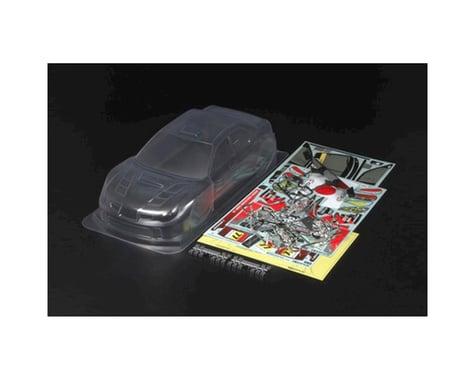 Tamiya 1/10 Cusco Dunlop Subaru Body Parts Set