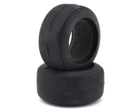 Tamiya F1 F104 Front Rubber Tires (2)