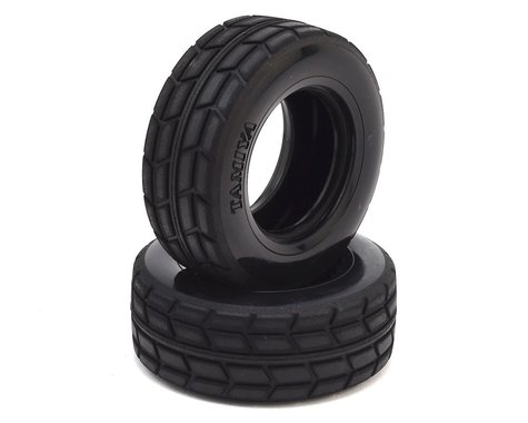 Tamiya TT-01 Racing Truck On-Road Semi Truck Tires (2)
