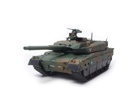 Tamiya 1/16 JGSDF Type 10 Tank Full Option Kit