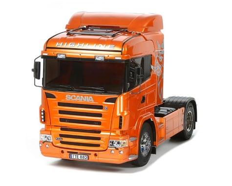Tamiya 1/14 Scania R470 Highline Orange Edition