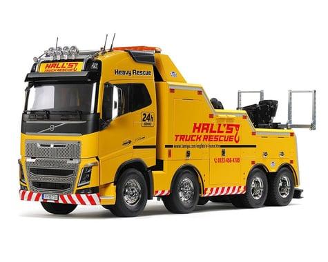 Tamiya 1/14 Volvo FH16 Globetrotter 750 8x4 Tow Truck Kit
