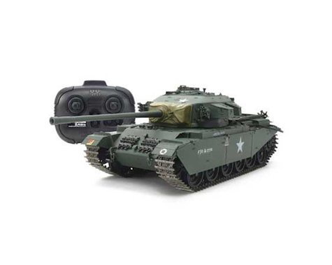 Tamiya 1/25 British Tank Centurion Mk.III w/Control Unit