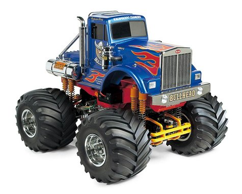 Tamiya Bullhead 4WD Off-Road Tractor Monster Truck Kit
