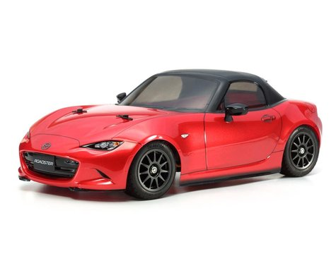 Tamiya Mazda MX-5 M-Chassis 1/10 FWD Electric On Road Kit (M-05)