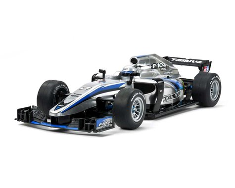 Tamiya F104 PRO II 1/10 Competition F1 Chassis Kit w/Body