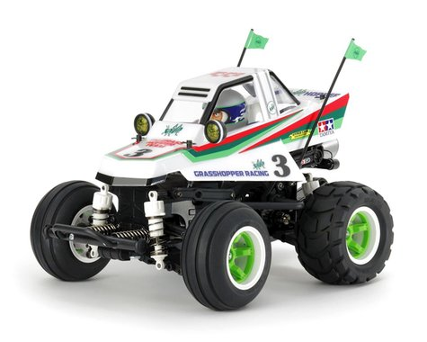 Tamiya WR02CB Comical Grasshopper 1/10 Off-Road 2WD Buggy Kit