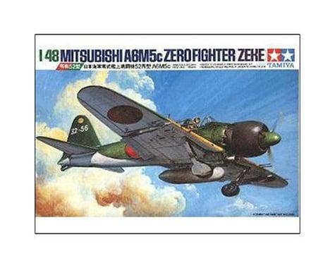 Tamiya 1/48 A6M5C Type 52 Zero Fighter