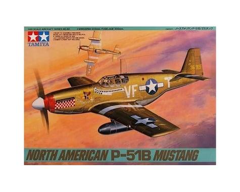 Tamiya 1/48 P-51B Mustang Model Kit