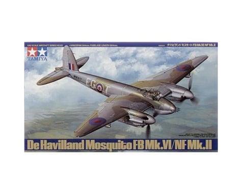Tamiya 1/48 Mosquito FB MK VI/NF MK II Aircraft
