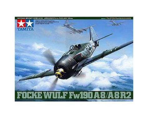 Tamiya 1/48 Focke-Wulf FW190 A-8/A-8 R2
