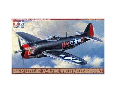 Tamiya 1/48 Republic P, 47M Thunderbolt